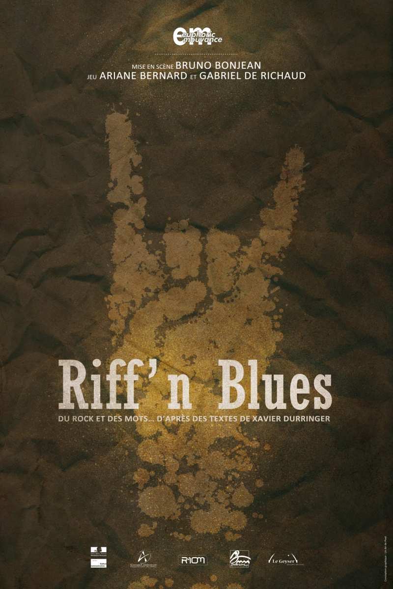 Riff 'n Blues 12 Novembre 2016