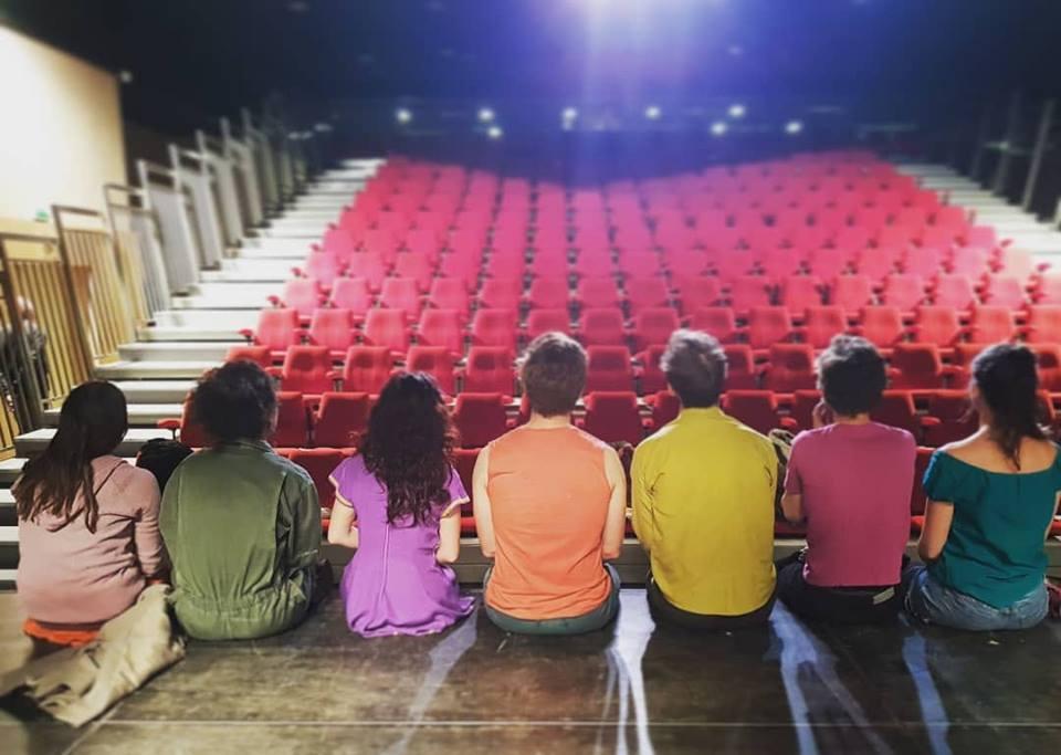 Et dans le trou de mon coeur, le monde entier – Théâtre Le Pavillon – Romainville – 21 Novembre 2019 – 19 h 30