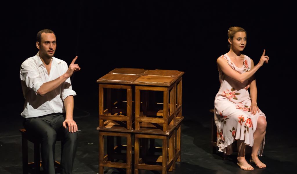 MON CŒUR EST UN SONNET – Opéra Théâtre Metz-Métropole  -Samedi 15 Février 2020 – 20 h 30 –  Le Geyser –  Tout public – 1 h