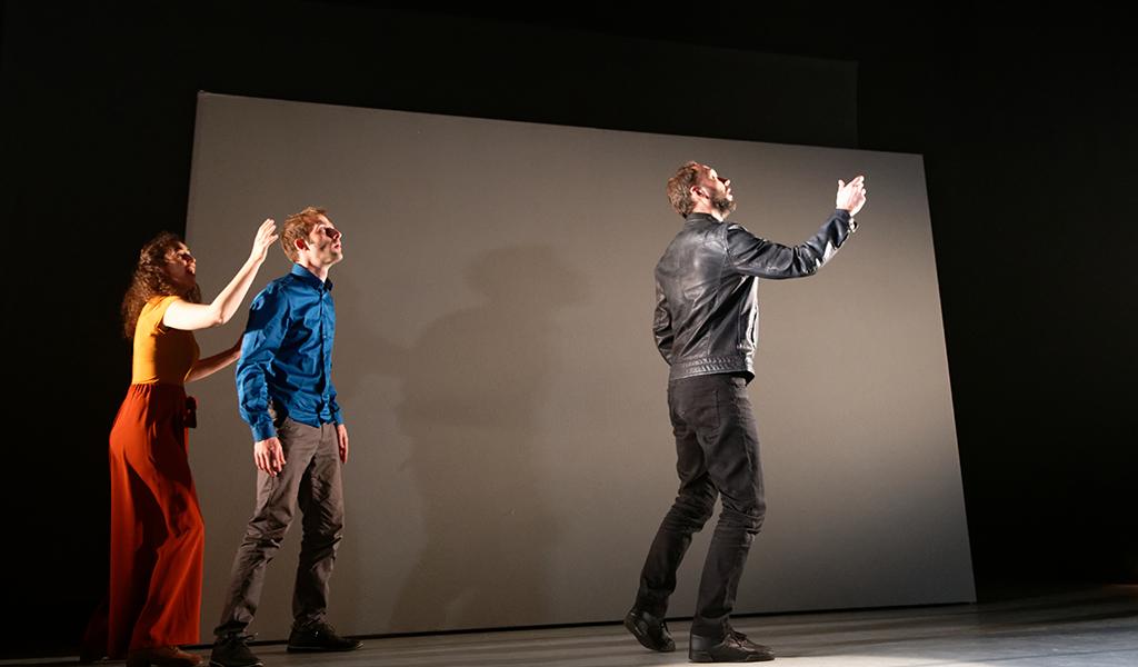 Le complexe de Robinson – Mardi 17 Mars 2020 – 20 h 30 –  Rexy Théâtre de Riom