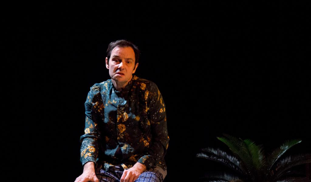 LE TRANSFORMISTE / Cie Travelling Théâtre / Dim 17 JANV 2021/Le Geyser/ 16h00/ A partir de 14 ans / 1h05
