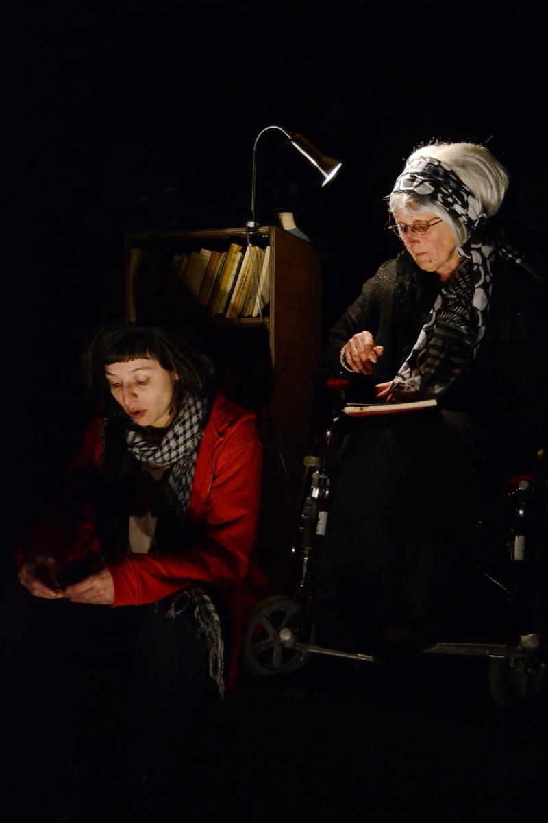 WILLIAM'S SLAM / Cie Théâtre en scène / Vend 11 DEC 2020/ 20h30/ Le Geyser/ Tout Public / 1h 10