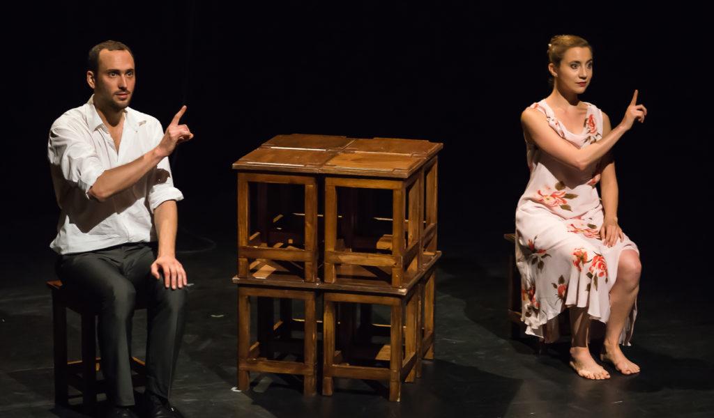 MON COEUR POUR UN SONNET / Opéra Théâtre Metz-Métropole /Samedi 15 Février 2020 / 20 h 30 / Le Geyser / Tout public /1 h