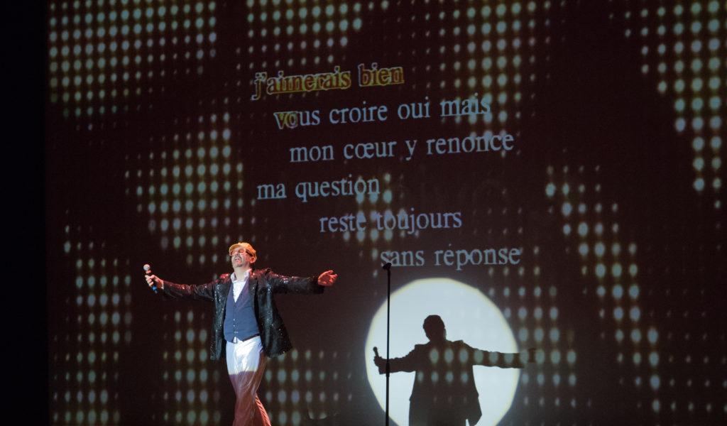 PLAIRE / Abécédaire de la séduction / Jérôme Rouger – La Martingale / Mardi 3 Décembre 2019/ 20 h 30/ Le Geyser / A partir de 12 ans / 1H 30